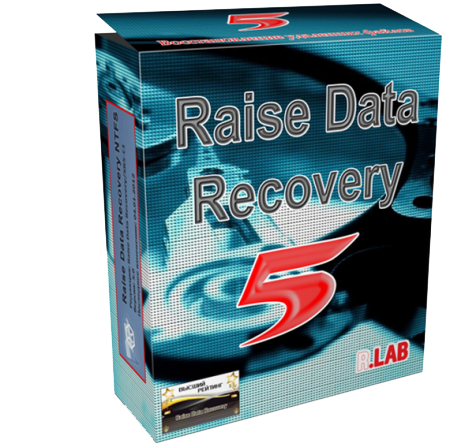 Raise Data Recovery for FAT / NTFS 5.10.