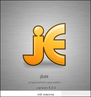 jEdit 5.1.0 Stable.