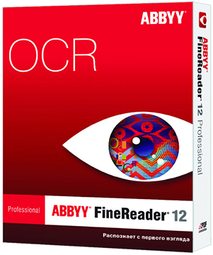ABBYY FineReader 12.0.101.264 Professional Edition.
