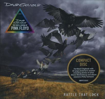 David Gilmour - Rattle That Lock (2015) [Lossless+Mp3]