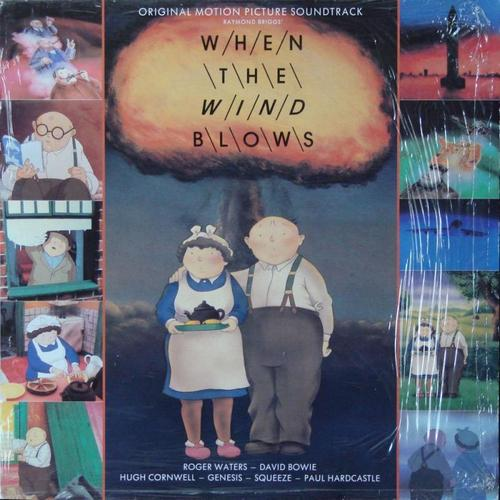 Roger Waters - When The Wind Blows (1986) [OST] [LP] [Lossless+Mp3]