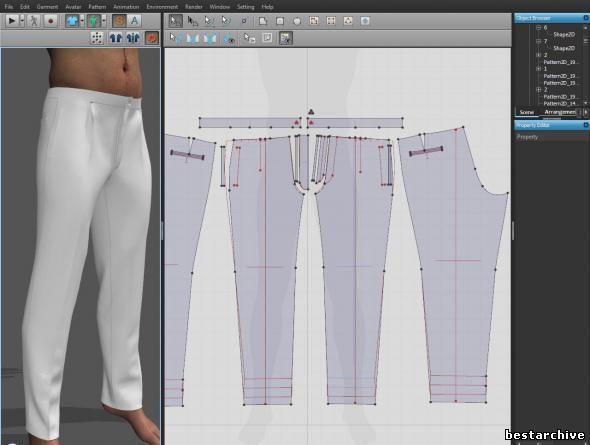 Для одежды программа дизайн